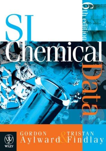 9780470816387: SI Chemical Data