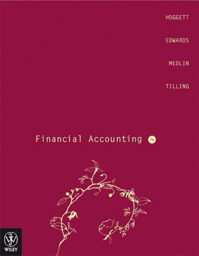 9780470816783: Financial Accounting