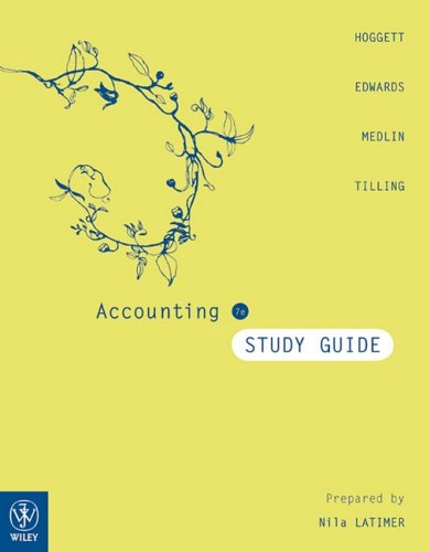 9780470817780: Accounting Study Guide