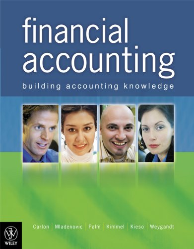 9780470819463: Financial Accounting - Building Accounting Knowledge