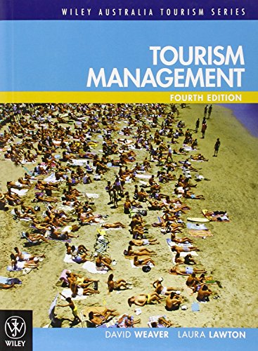 9780470820223: Tourism Management