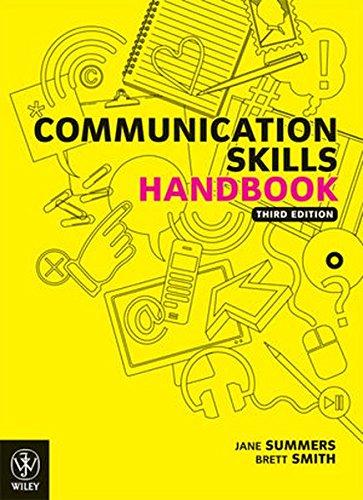 9780470820513: Communication Skills Handbook