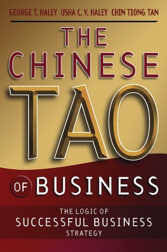 9780470820599: The Chinese Tao of Business: The Logic of Successful Business Strategy