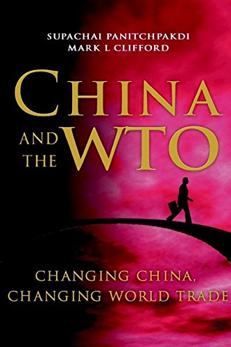 9780470820612: China and the WTO: Changing China, Changing World Trade