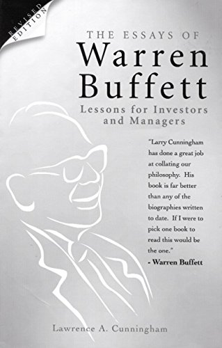 the essays of warren buffett wiki Warren e buffett, 2005 executive summary: essay on warren buffet 2005 warren buffet is focused on the future cash flow that geico may generate, and use this to value the company before a purchase of stocks.
