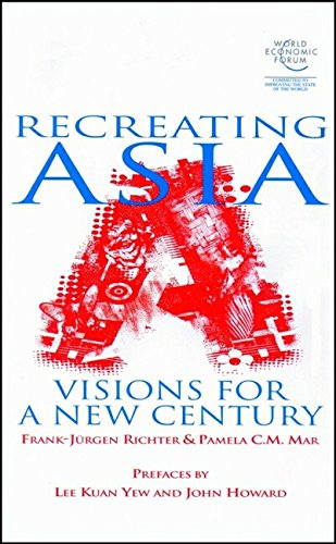 9780470820858: Recreating Asia: Visions for a New Century