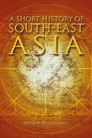 9780470821282: A Short History of South-East Asia