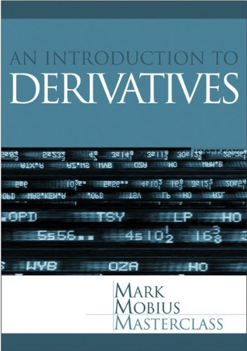 9780470821466: Derivatives: An Introduction to the Core Concepts (Mark Mobius Financial Insights)