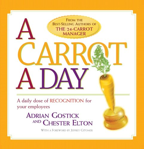9780470821787: Carrot a Day