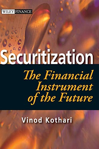 9780470821954: Securitization -- The Financial Instrument of the Future
