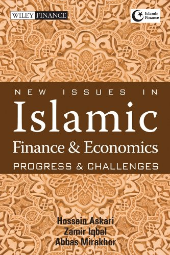 9780470822937: New Issues in Islamic Finance and Economics: Progress and Challenges