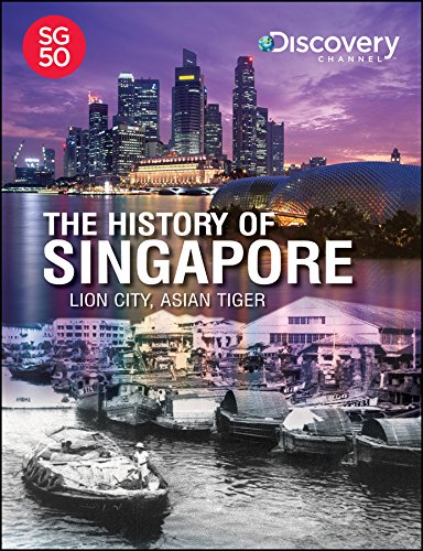 9780470823200: The History of Singapore: Lion City, Asian Tiger