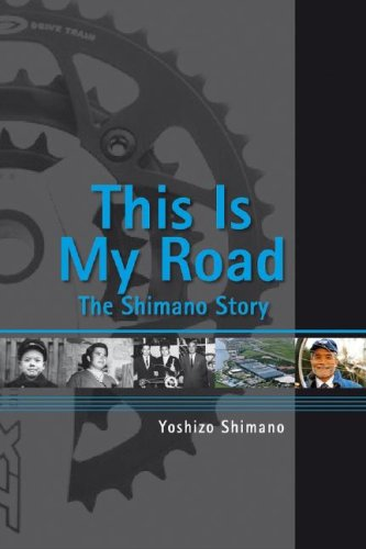9780470823613: This is My Road: The Shimano Story