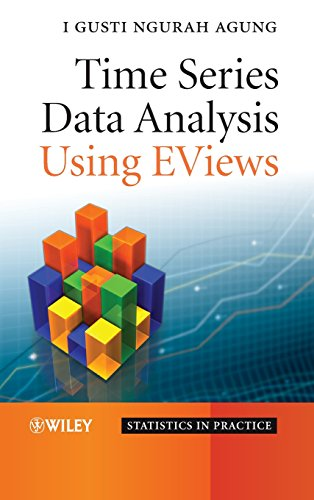 9780470823675: Time Series Data Analysis Using EViews (Statistics in Practice)