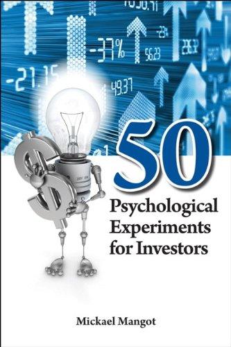 9780470823835: 50 Psychological Experiments for Investors