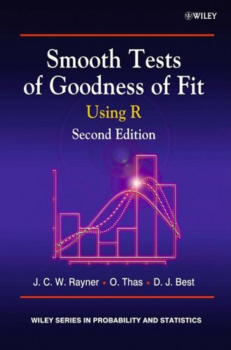 9780470824429: Smooth Tests of Goodness of Fit: Using R (Wiley Series in Probability and Statistics)