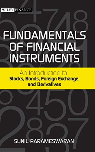 9780470824900: Fundamentals of Financial Instruments: An Introduction to Stocks, Bonds, Foreign Exchange, and Derivatives
