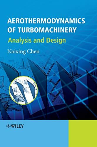 9780470825006: Aerothermodynamics of Turbomachinery: Analysis and Design