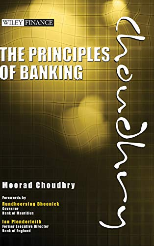 9780470825211: The Principles of Banking (Wiley Finance)