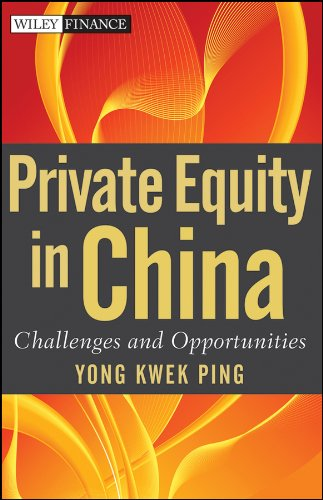 9780470826515: Private Equity in China: Challenges and Opportunities