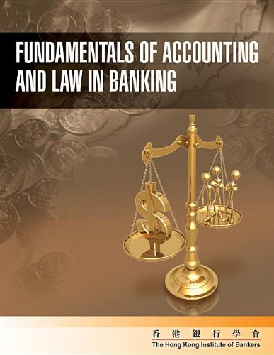 9780470826591: Fundamentals of Accounting and Law in Banking