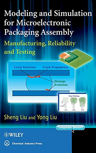 9780470827802: Modeling and Simulation for Packaging Assembly: Manufacture, Reliability and Testing