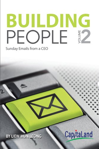 9780470827864: Building People: Sunday Emails from a CEO, Volume 2