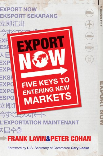 9780470828168: Export Now: Five Keys to Entering New Markets