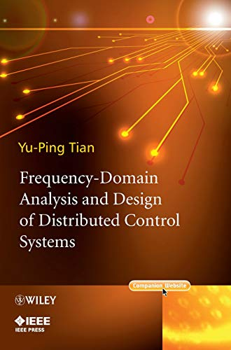 9780470828205: Frequency-Domain Analysis and Design of Distributed Control Systems
