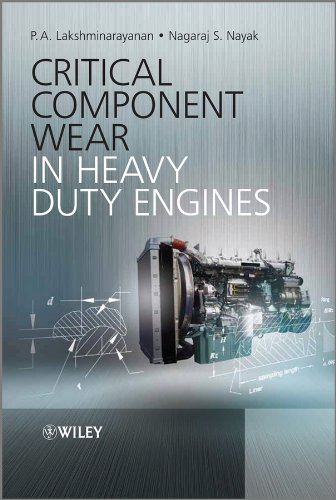 9780470828823: Critical Component Wear in Heavy Duty Engines