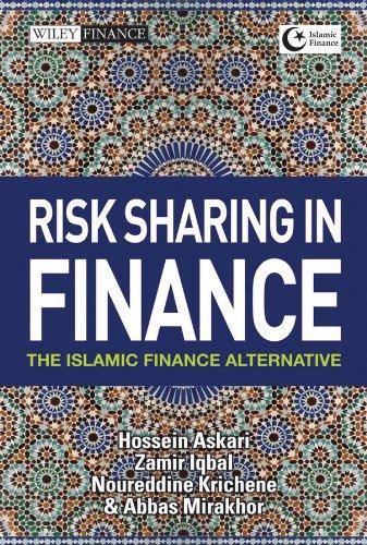 9780470829660: Risk Sharing in Finance: The Islamic Finance Alternative