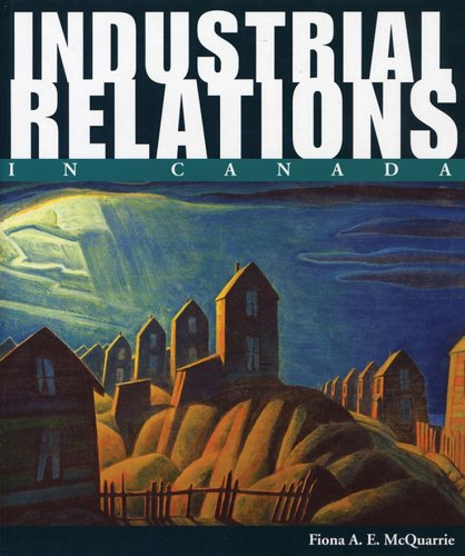 9780470831557: Industrial Relations in Canada