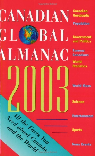 9780470832264: Canadian Global Almanac 2003