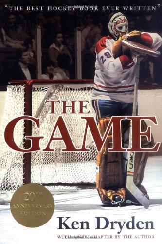 The Game: Dryden, Ken