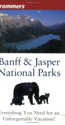 9780470833629: Frommer's Banff and Jasper National Parks