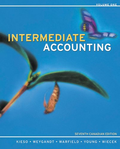 9780470833728: Intermediate Accounting, Volume 1 Text