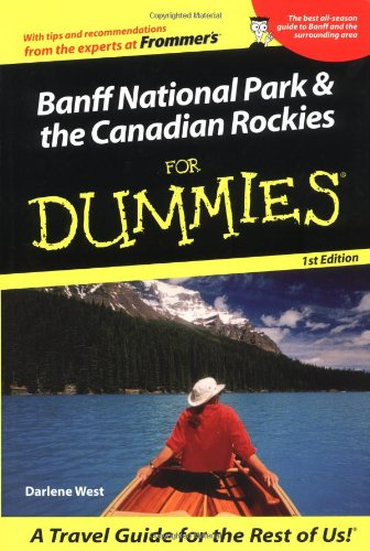 9780470834145: Banff National Park& the Canadian Rockies For Dummies