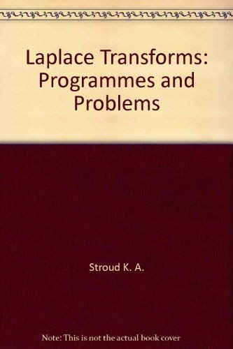 9780470834152: Laplace Transforms: Programmes and Problems