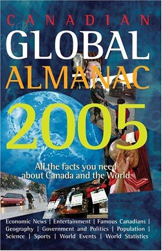 9780470835234: Canadian Global Almanac