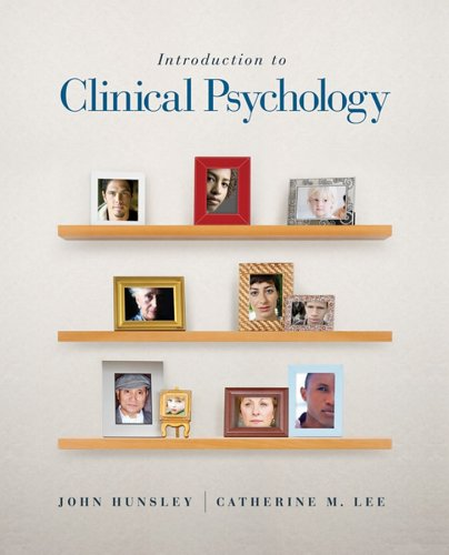 9780470835807: Introduction to Clinical Psychology