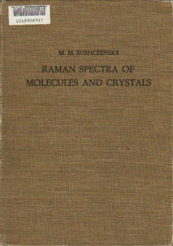 9780470836309: Raman Spectra of Molecules and Crystals