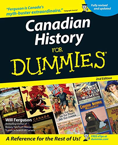 9780470836569: Canadian History for Dummies