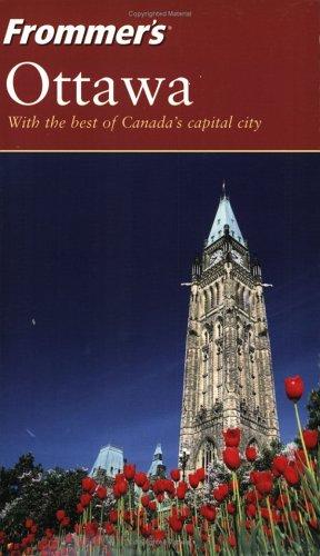 9780470836675: Frommer's Ottawa