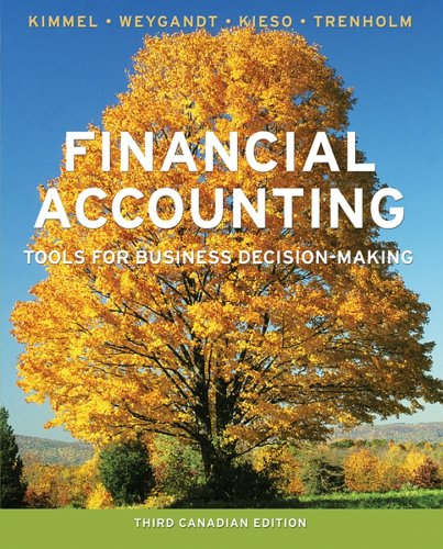 9780470836798: Financial Accounting: Tools for Business Decision-Making