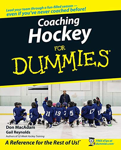 9780470836859: Coaching Hockey for Dummies