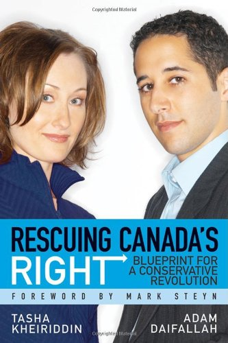 9780470836927: Rescuing Canada's Right: Blueprint for a Conservative Revolution