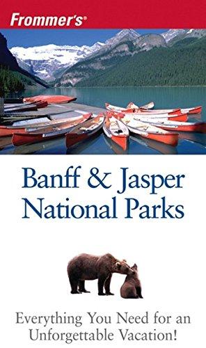 9780470837290: Frommer's Banff & Jasper National Parks (Park Guides)