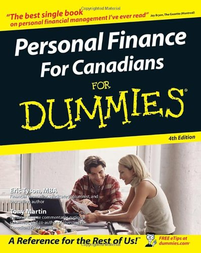 9780470837689: Personal Finance For Canadians For Dummies