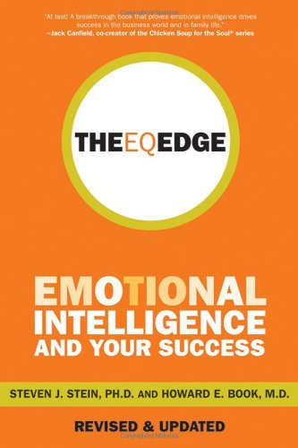 9780470838365: EQ Edge: Emotional Intelligence and Your Success