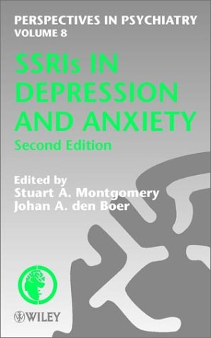 9780470841365: SSRIs in Depression and Anxiety